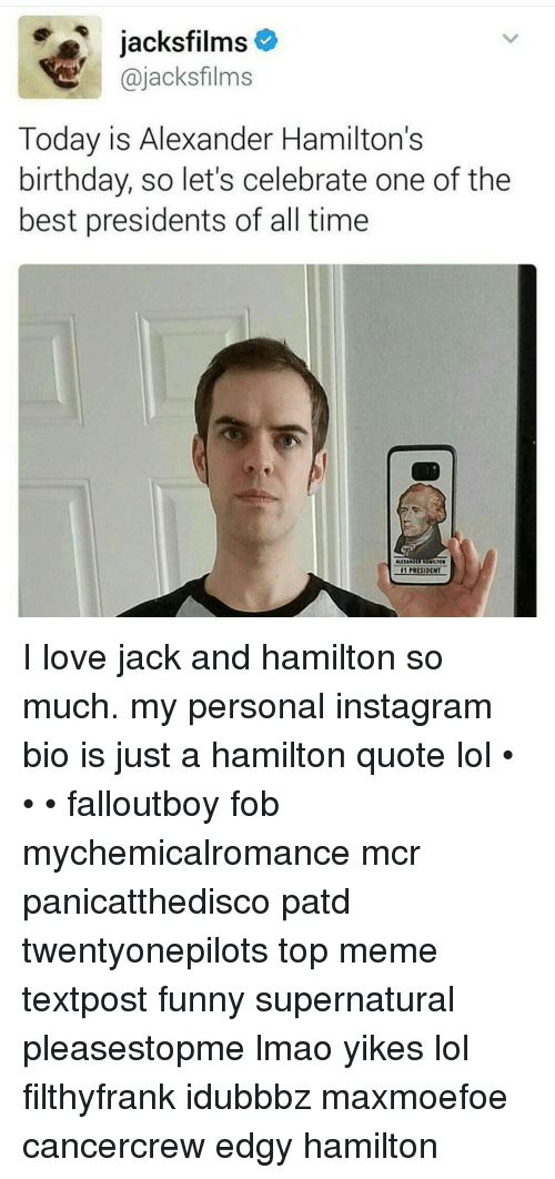 What is todays date in Hamilton