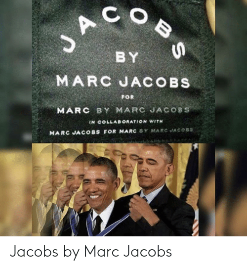 jacobs: Jacobs by Marc Jacobs