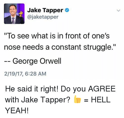 25+ Best Memes About Jake Tapper