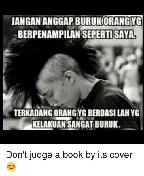 Book Cover Memes ~ Best memes about dont judge a book by its cover