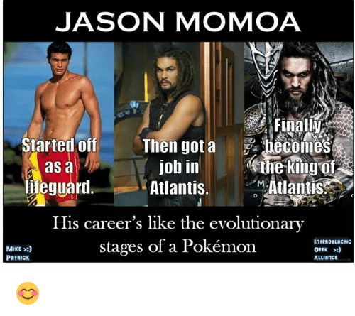 Jason Momoa Lifeguard: Funny Atlantis Memes Of 2017 On SIZZLE