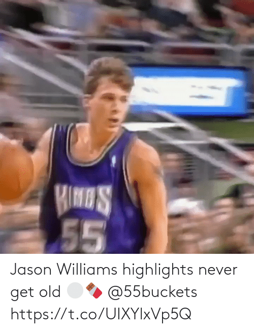 Basketball: Jason Williams highlights never get old ⚪️🍫 @55buckets https://t.co/UIXYlxVp5Q