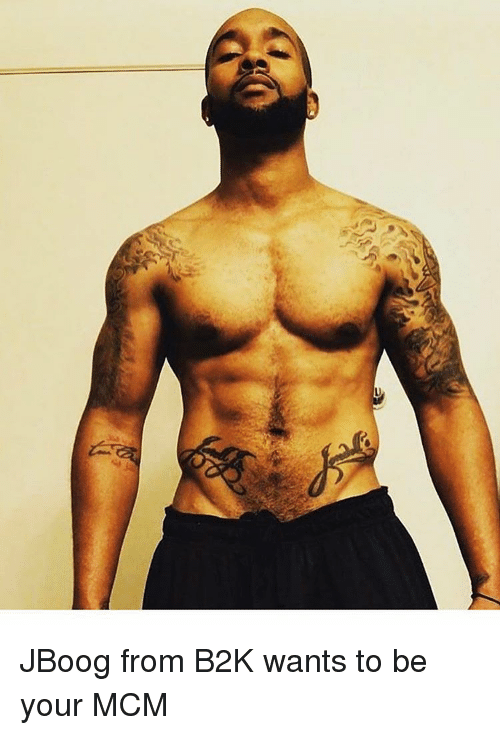 JBoog From B2K Wants to Be Your MCM | Meme on SIZZLE B2k J Boog 2013
