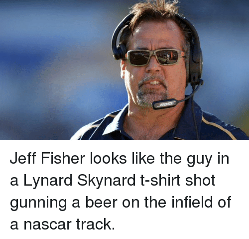 Case Design bradford city phone case : Beer, Guns, and Nascar: Jeff Fisher looks like the guy in a Lynard ...