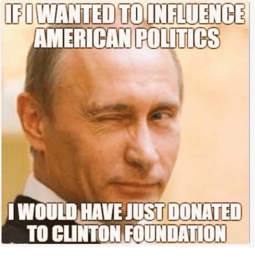 Memes, Politics, and American: JEIWANTEDİTOINFLUENCE  AMERICAN POLITICS  IWOULD HAVE JUST  DONATED  TO CUNTONFOUNDATION