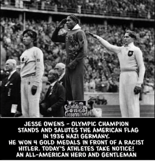 a description of jesse owens on olympic champion Carl ludwig luz long was a german sprinter and long-jumper who finished second to jesse owens in the berlin olympic games of 1936 long was born in leipzig, germany in 1913.