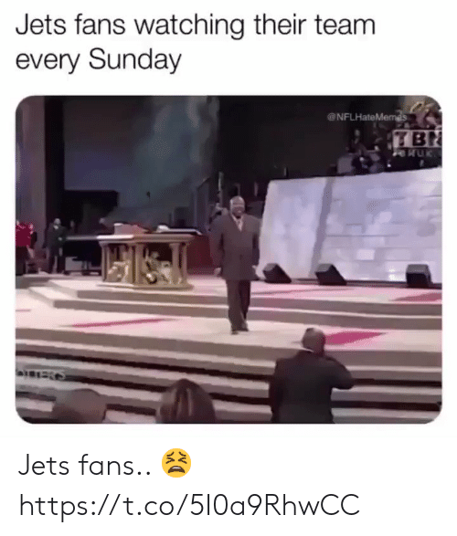 tbn: Jets fans watching their team  every Sunday  NFLHateMemes  TBN Jets fans.. ? https://t.co/5I0a9RhwCC