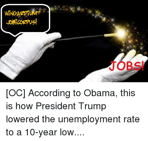 Trump Taxes Long Island: Funny Unemployment Rate Memes Of 2017 On SIZZLE