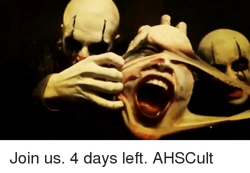 Memes, 🤖, and  Left: Join us. 4 days left. AHSCult