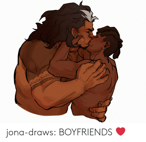 boyfriends: jona-draws:    BOYFRIENDS ❤️