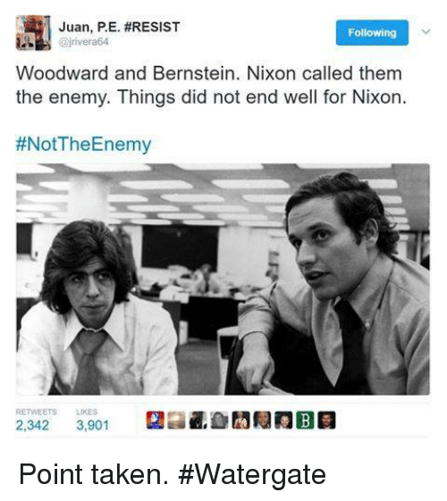 Not Now Silly Watergate The End Of The End: Funny Taken Memes Of 2017 On SIZZLE
