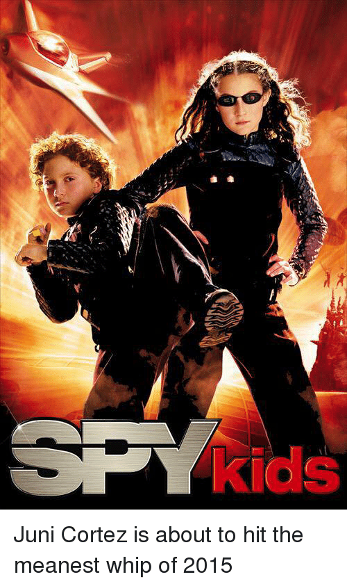 juni cortez: Juni Cortez is about to hit the meanest whip of 2015