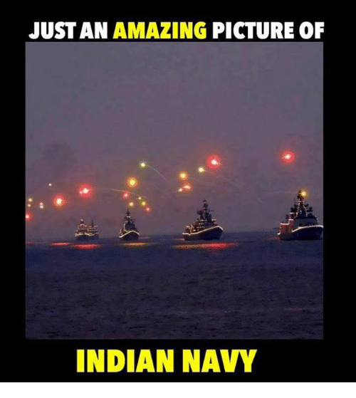 Amazed Pictures: JUST AN  AMAZING PICTURE OF  INDIAN NAVY