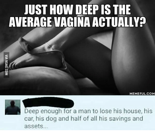 Deep vagina womans