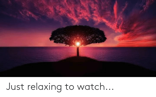 Just Relaxing: Just relaxing to watch...