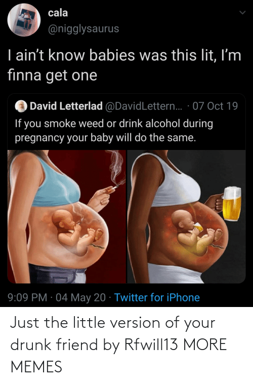 Drunk: Just the little version of your drunk friend by Rfwill13 MORE MEMES