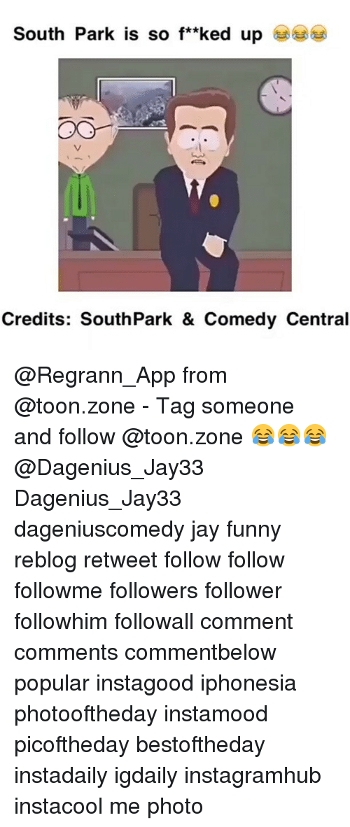Funny, Jay, and Memes: k*  Credits: SouthPark & Comedy Central @Regrann_App from @toon.zone - Tag someone and follow @toon.zone 😂😂😂@Dagenius_Jay33 Dagenius_Jay33 dageniuscomedy jay funny reblog retweet follow follow followme followers follower followhim followall comment comments commentbelow popular instagood iphonesia photooftheday instamood picoftheday bestoftheday instadaily igdaily instagramhub instacool me photo
