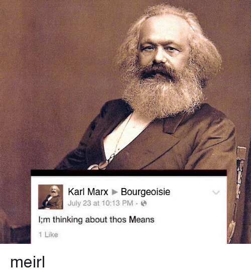 marx and the bourgeoisie For marx, in the struggle against the feudal privileges of the aristocracy, the  revolutionary bourgeoisie advocated a new concept of society, the.