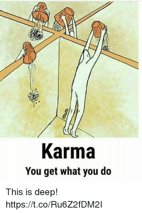 how does karma affect you There is also a concept of jīvanmukta or a living individual who is actually liberated and thus does not accumulate karma any  you can help us create even more.