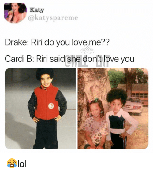 drake and riri relationship