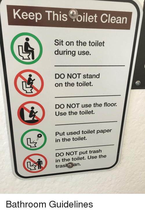 Keep this oilet clean sit on the toilet during use do not for How to keep a toilet clean