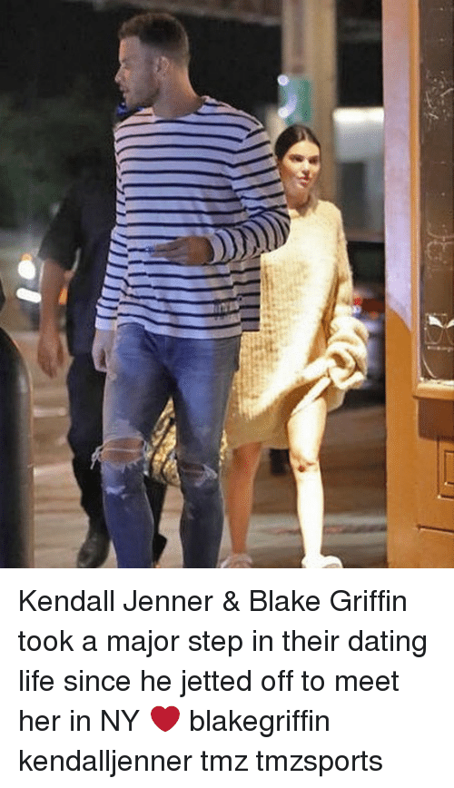 Kendall Jenner: Kendall Jenner & Blake Griffin took a major step in their dating life since he jetted off to meet her in NY ❤️ blakegriffin kendalljenner tmz tmzsports