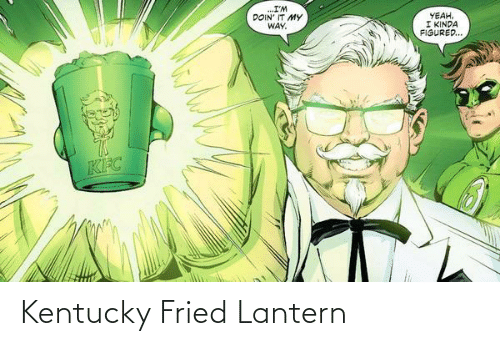 Fried: Kentucky Fried Lantern