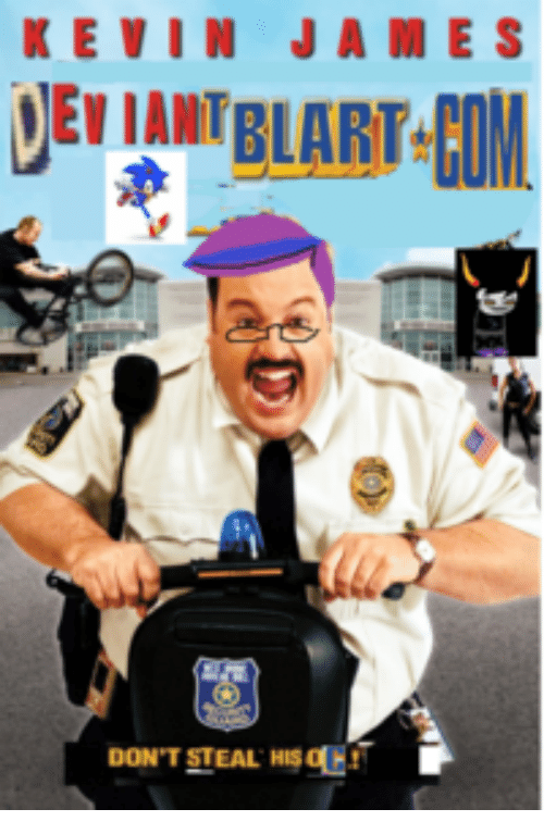Kevin James and Dank Memes: KEVIN JAMES  DONT STEAL HIsoC
