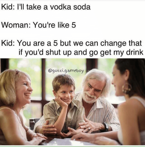I an dating a girl who likes to drink