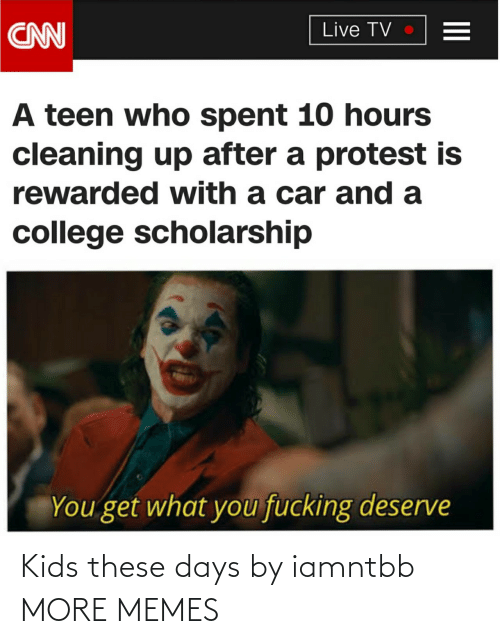 These: Kids these days by iamntbb MORE MEMES