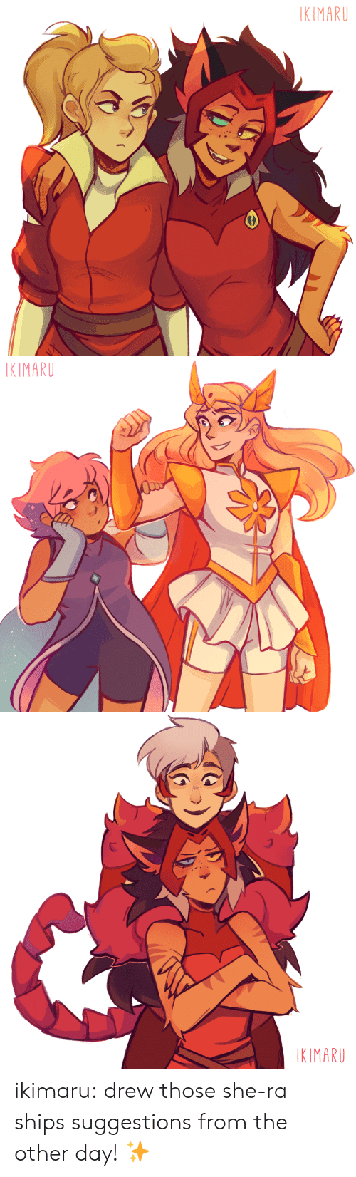 ships: KIMARU   KIMARU   KIMARU ikimaru:    drew those she-ra ships suggestions from the other day! ✨