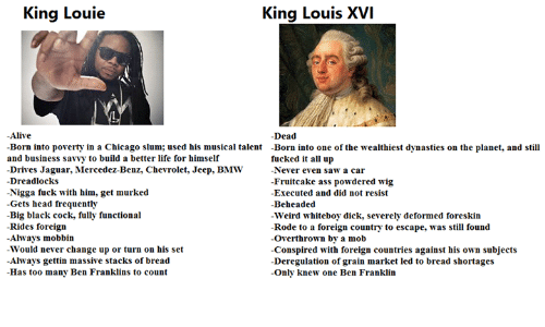an introduction to the life of king louis xvi His characters were not suitable to be a king he preferred the leisure life of a king a custom essay sample on the causes of the downfall of louis xvi.