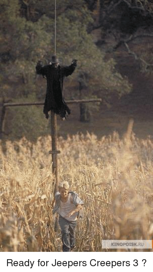 jeepers: KINOPOISK.RU Ready for Jeepers Creepers 3 ?