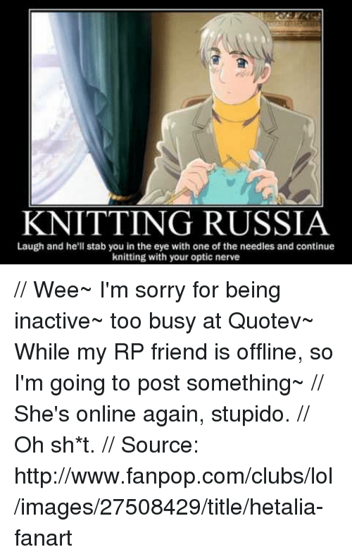 Knitting Club Meme : Best memes about quotev