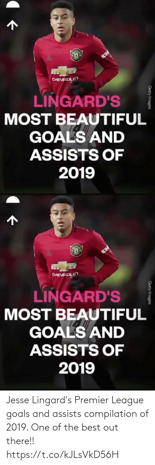 compilation: KOH  CHEVROLET  LINGARD'S  MOST BEAUTIFUL  GOALS AND  ASSISTS OF  2019  Getty Images   KOH  CHEVROLET  LINGARD'S  MOST BEAUTIFUL  GOALS AND  ASSISTS OF  2019  Getty Images Jesse Lingard's Premier League goals and assists compilation of 2019.   One of the best out there!! https://t.co/kJLsVkD56H