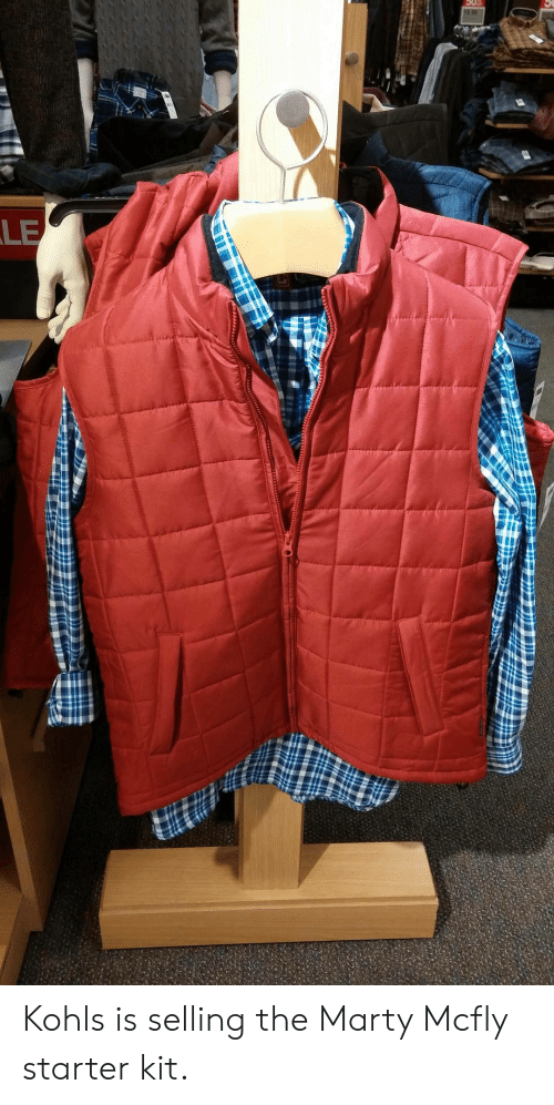 mcfly: Kohls is selling the Marty Mcfly starter kit.