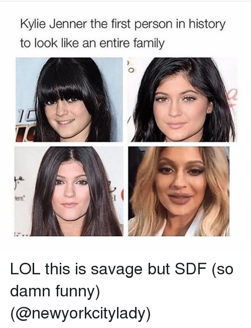 25+ Best Memes About Family And Kylie Jenner