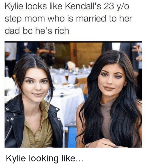 25 Beste Idee�n Over Kylie Jenner Quotes Op Pinterest: 25+ Best Memes About Step Mom