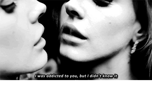 Addicted To: l was addicted to you, but I didn't knowit