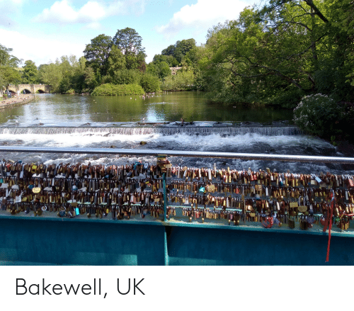 K Love: Lake &K  LOVE Bakewell, UK