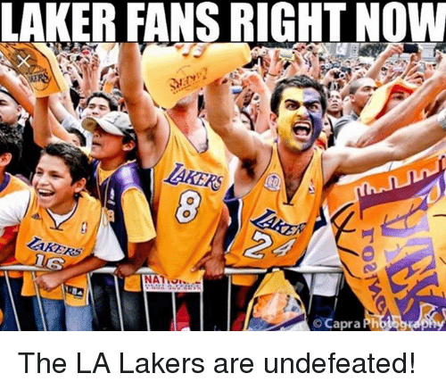️ 25+ Best Memes About Lakers Fan