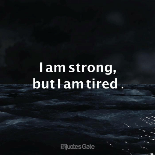 Strong, Gate, and Lam: lam strong,  butlam tired  uotes Gate