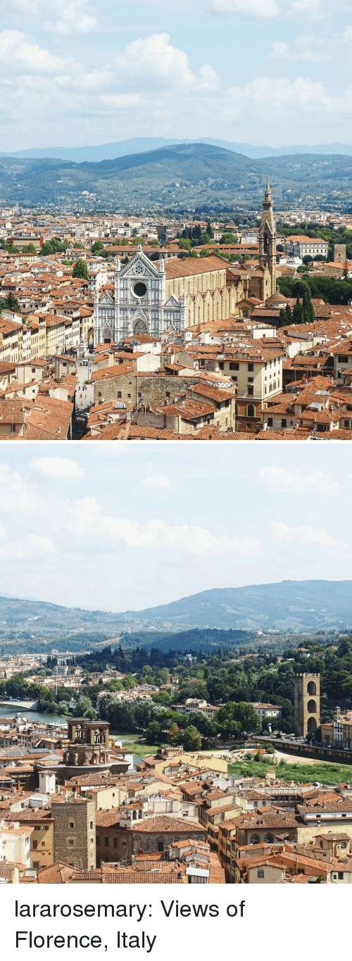 florence: lararosemary:  Views of Florence, Italy