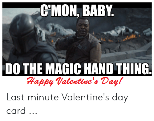 valentines day card: Last minute Valentine's day card ...