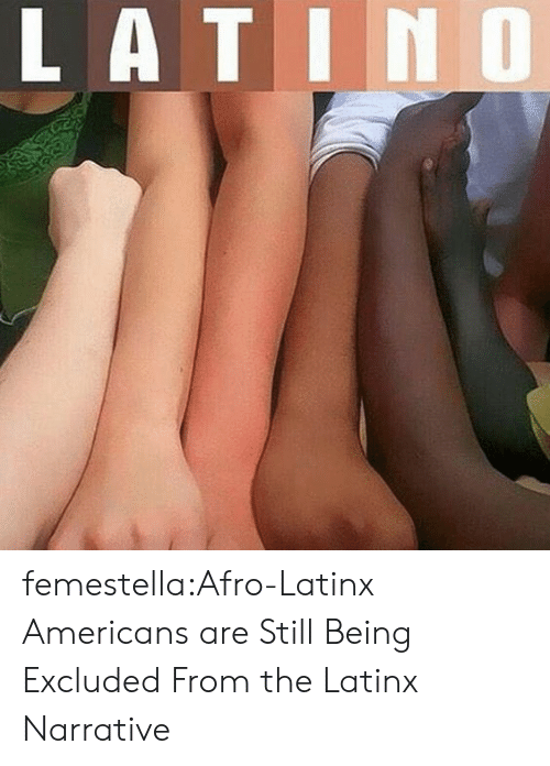 latino: LATINO femestella:Afro-Latinx Americans are Still Being Excluded From the Latinx Narrative