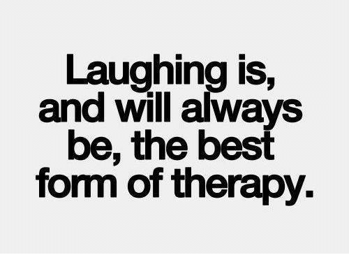 Memes, Best, and 🤖: Laughing is,  and will always  be, the best  form of therapy.