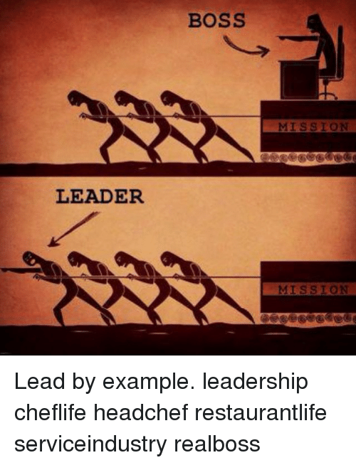 example of leadership