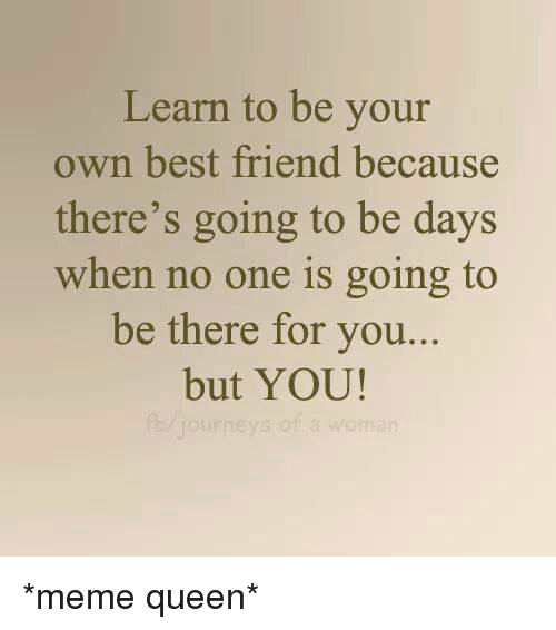 how to be your own best friend pdf
