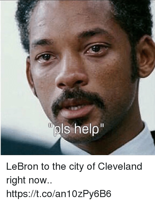Football, Nfl, and Sports: LeBron to the city of Cleveland right now.. https://t.co/an10zPy6B6