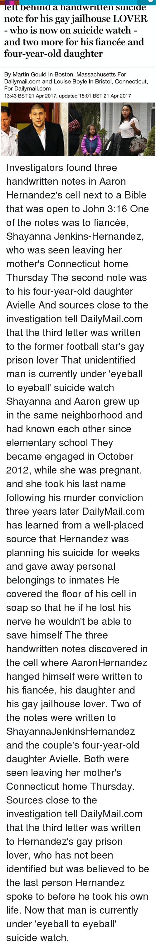 jenkins gay personals Shayanna jenkins stood by her fiance, nfl star aaron hernandez, even after he was charged with the 2013 massachusetts murder of her sister's boyfriend - causing a rift between the siblings.
